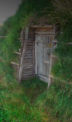 Govva/Foto: V�rjjat S�mi Musea/Varanger Samiske Museum